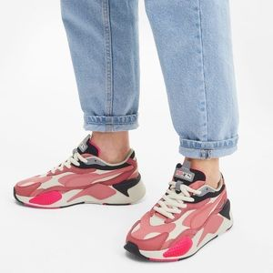 Puma Running System RS-X³ Puzzle Women's Sneakers